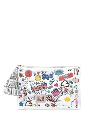 Clutch / El Çantası-Anya Hindmarch